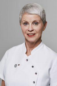 Grundaren av Hudologi Brittmarie Nilsson