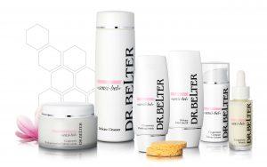 Dr.Belter hudvård vid känslig hud serien Sensi-Bel